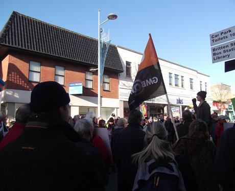 Lowestoft March 3