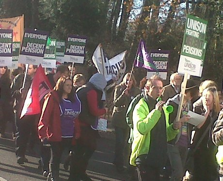 Norwich Strike March