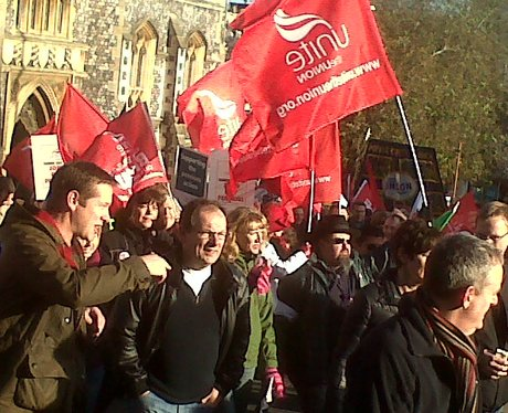 Norwich Strike March