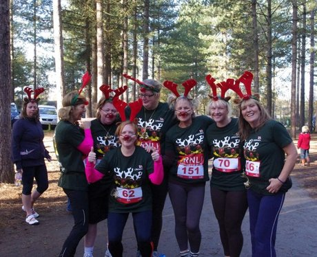 RNLI Reindeer Run