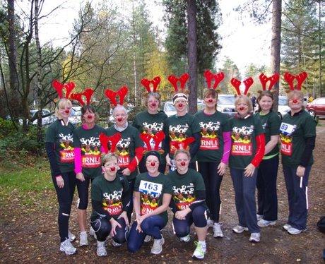RNLI Reindeer Run