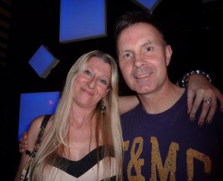 Rob & Chrissie 80's Night Nov 11