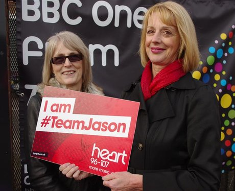 #TeamJason Supporters