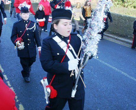 Buckingham Christmas Parade
