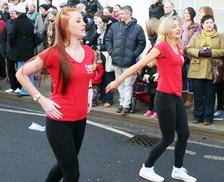 Buckingham Christmas Parade