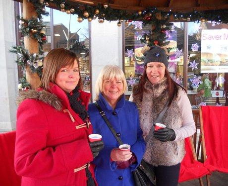 Chester Christmas Market Dec 3rd part 2