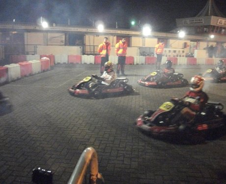Event at Daytona in Milton Keynes