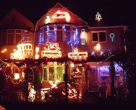 Festive Hertfordshire Homes