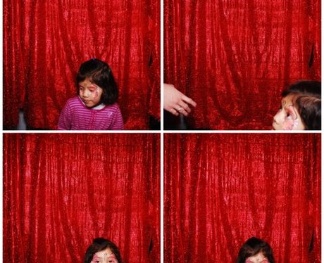 Heart's Funky Photobooth