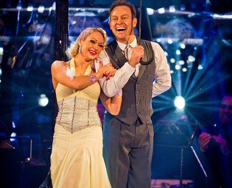 Jason Donovan Strictly Come Dancing