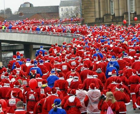 liverpool santa run