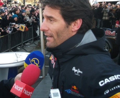 Mark Webber and Sebastian Vettel MK Red Bull Home