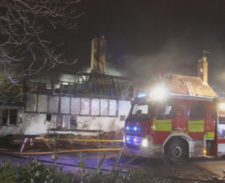 Milton Keynes Historic Fire