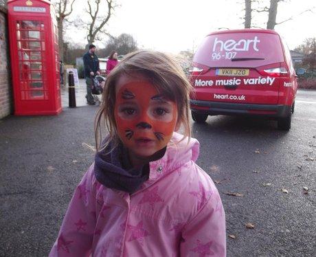 Heart at Longleat