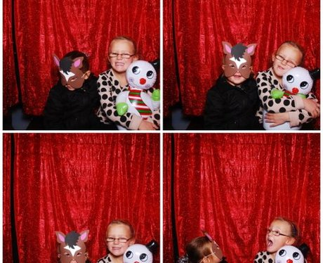Heart's Funky Photobooth 16th Dec
