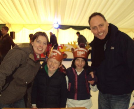 Hestercombe Gardens Ice Party