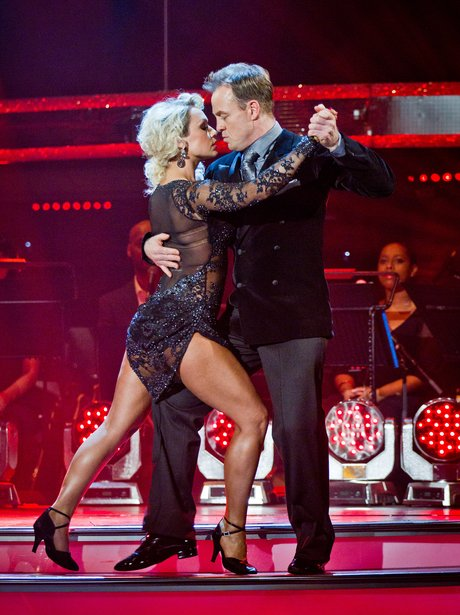 Jason Donovan Strictly Come Dancing