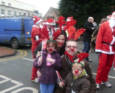 St Albans Jingle Bell Jog