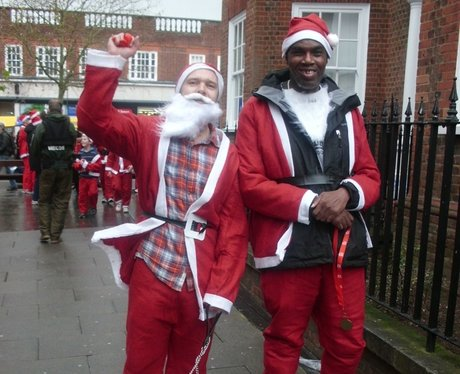 St Albans Jingle Bell Jog