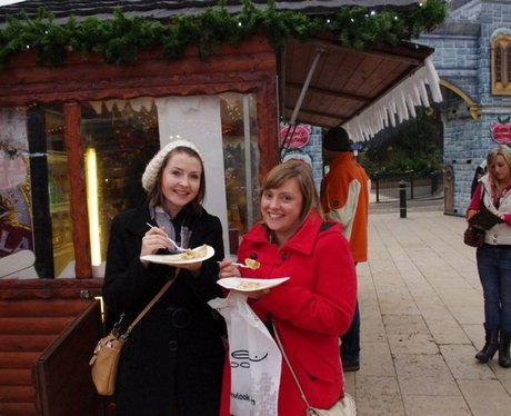 Bournemouth christmas market 22nd Dec '11