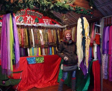 Bournemouth christmas market 22nd Dec '11