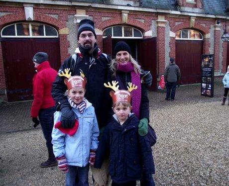 Christmas at Waddesdon Manor