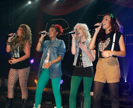 Little Mix perform at G.A.Y