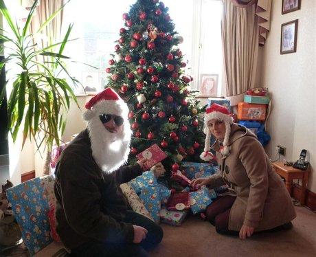 Martin and Su's Undercover Christmas