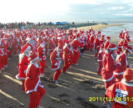 Santa Dash Wirral 2
