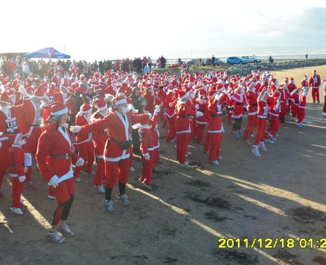 Santa Dash Wirral 2