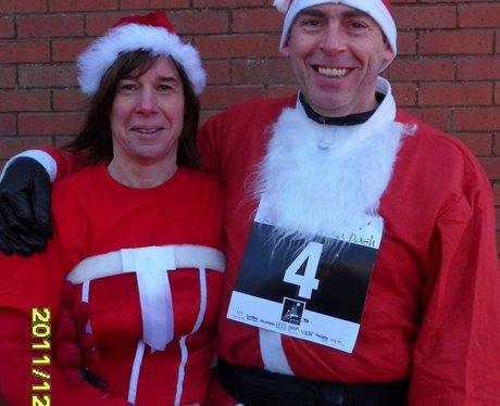 Santa Dash Wirral photos