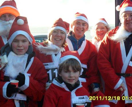 Santa Dash Wirral photos