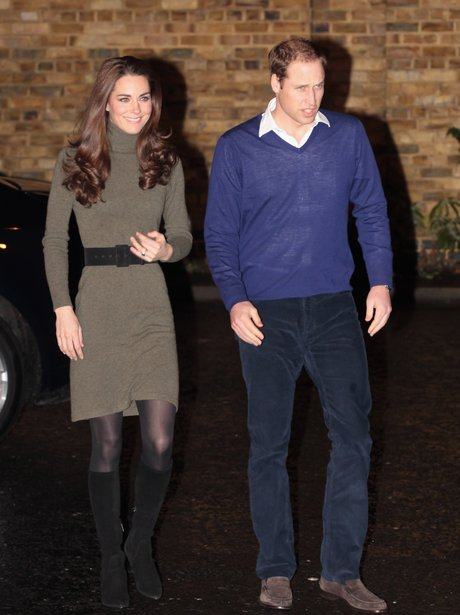 prince william & kate middleton at centrepoint