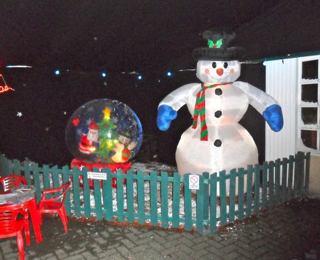 Wicksteed Santa's Grotto