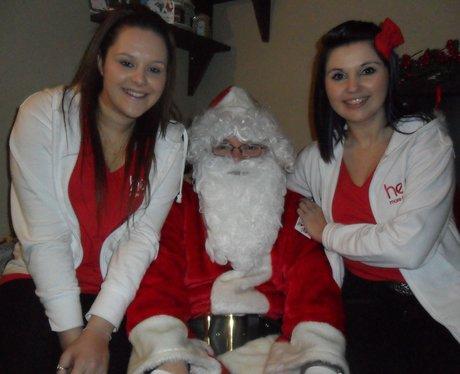 Wicksteed Santa's Grotto