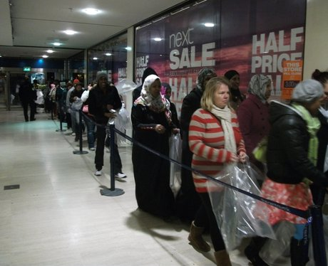 Boxing Day Sales Next MK