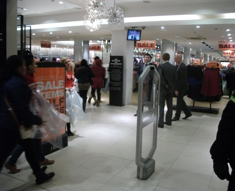 Boxing Day Sales Next MK