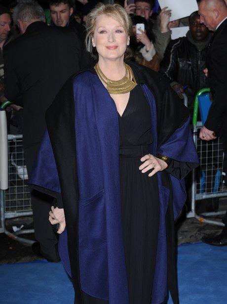Iron Lady London premiere