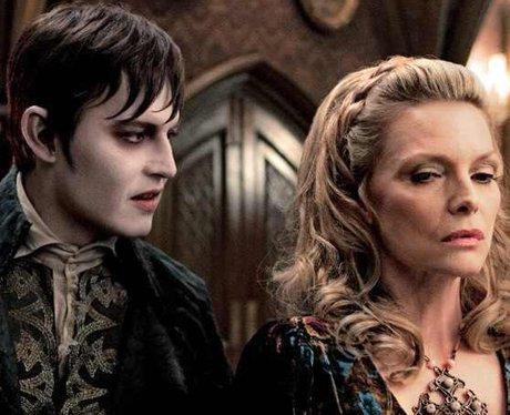 Dark Shadows with Johnny Depp