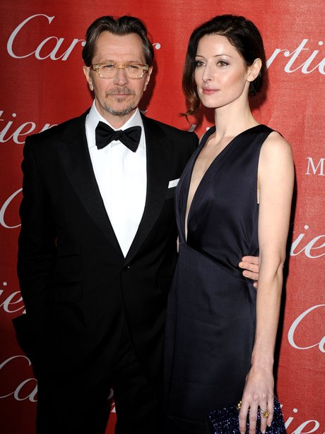 Gary Oldman Best Dressed