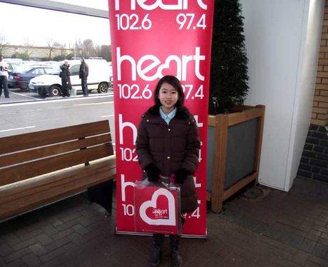 Heart's Home Organiser