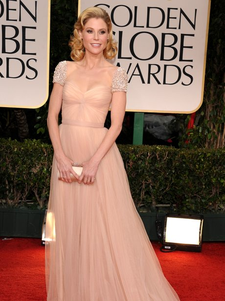 Julie Bowen Best Dressed Golden Globes 2012