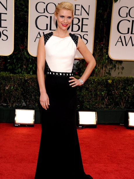 Claire Danes Best Dressed Golden Globes