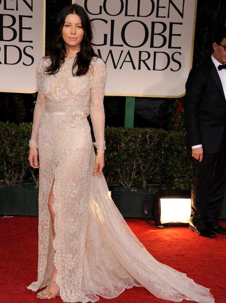 Best Dressed Golden Globes 2012