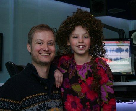 Mini Stuart and Natalie