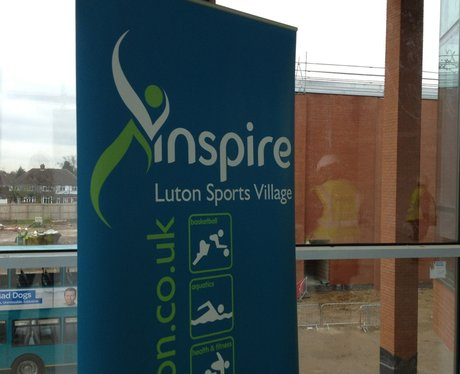 Inspire Luton Sports Village Jan 12