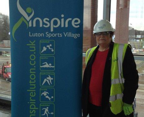Inspire Luton Sports Village Jan 12