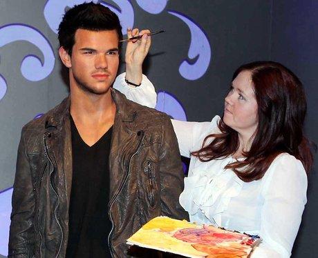 Taylor Lautner Waxwork