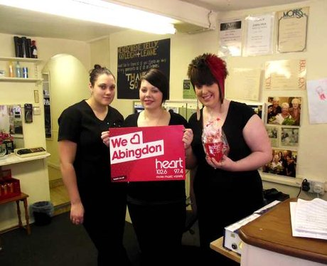 Heart Mugs of Love in Abingdon