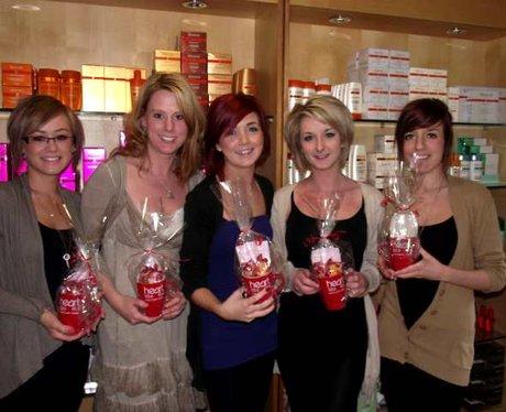 Heart Mugs of Love in Witney